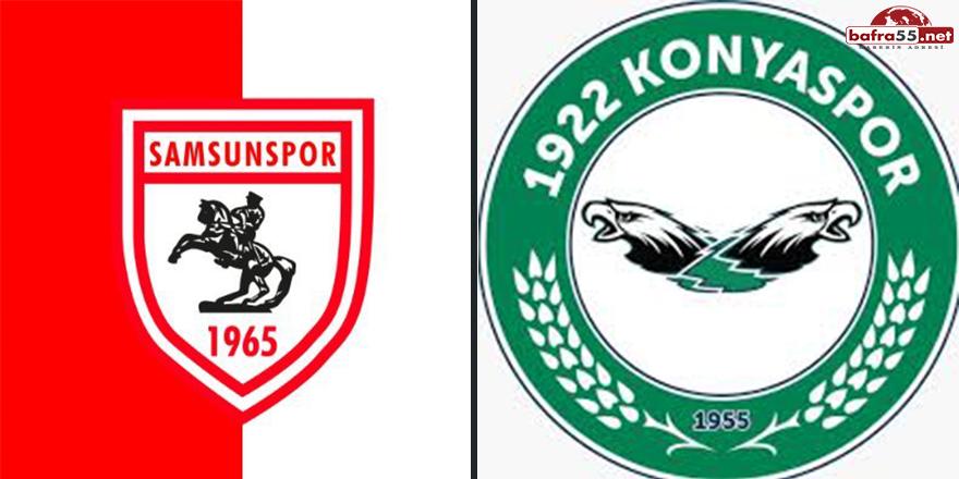Samsunpor 1922 Konyaspor ile Hazırlık Maçında Karşılaşacak