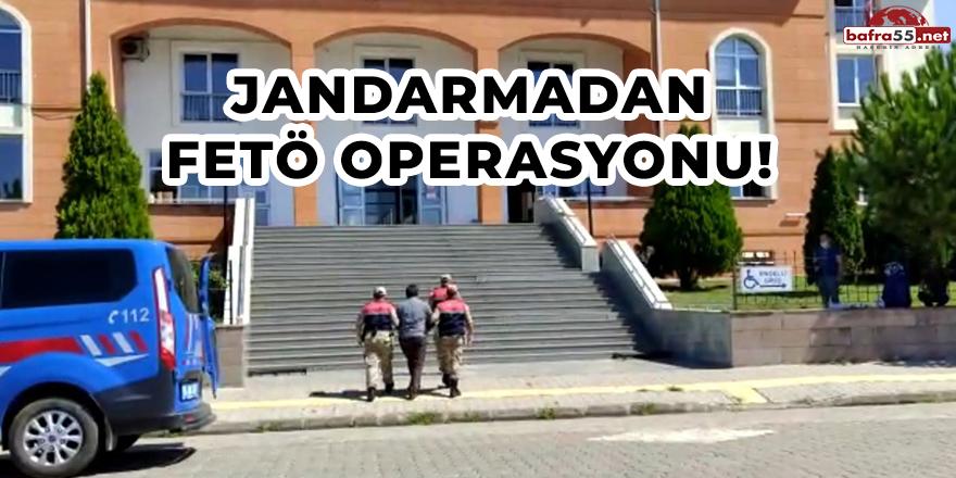 Jandarmadan FETÖ Operasyonu!
