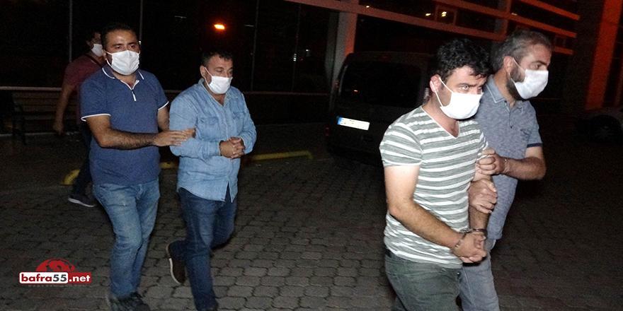 Samsun'da 2 Kişinin Öldüğü Olayla İlgili 2 Tutuklama
