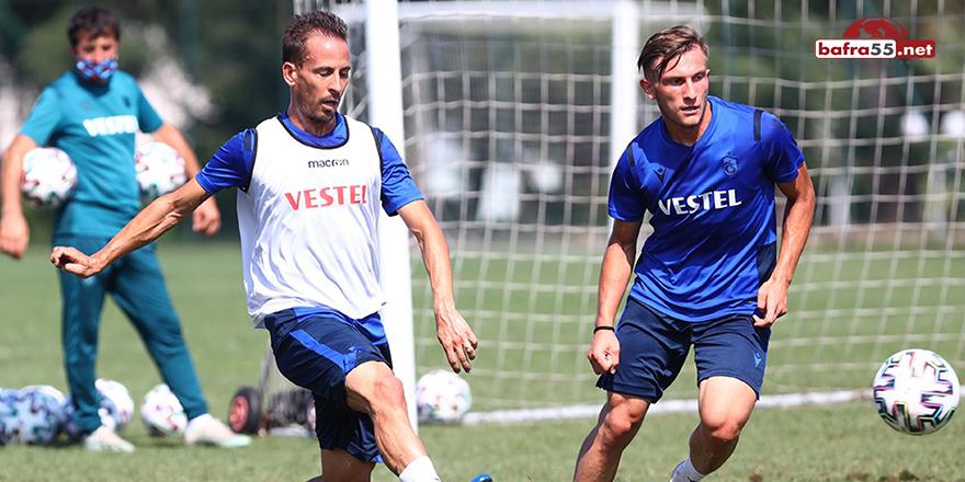 Trabzonspor Hazırlığa Devam Ediyor