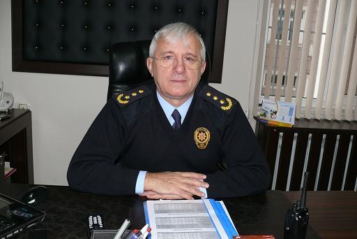 Emniyet Müdürü Abdullah Yahşi, 2011 yılını değerlendirdi
