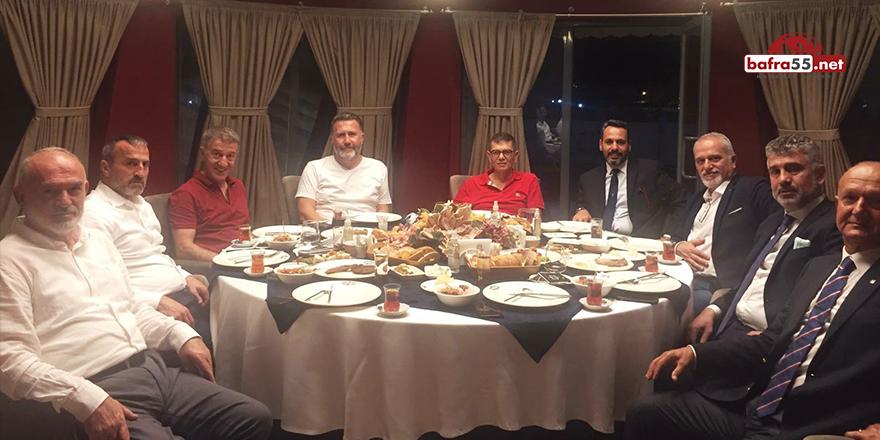 Trabzonspor'da değerlendirme toplantısı