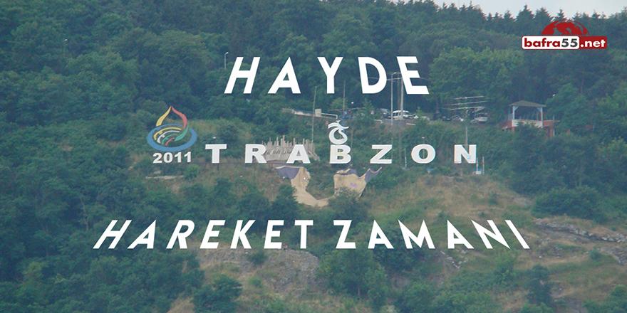 Trabzon'da 20 Eylül'de hangi yollar trafiğe kapalı?
