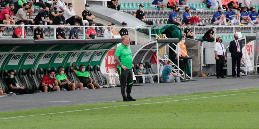 """Prosinecki: """"Futbolcularıma canı gönülden tebrik etmek istiyorum"""""""