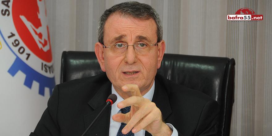 TSO Başkanı Murzioğlu, Samsun'un ihracattaki gururlarını kutladı