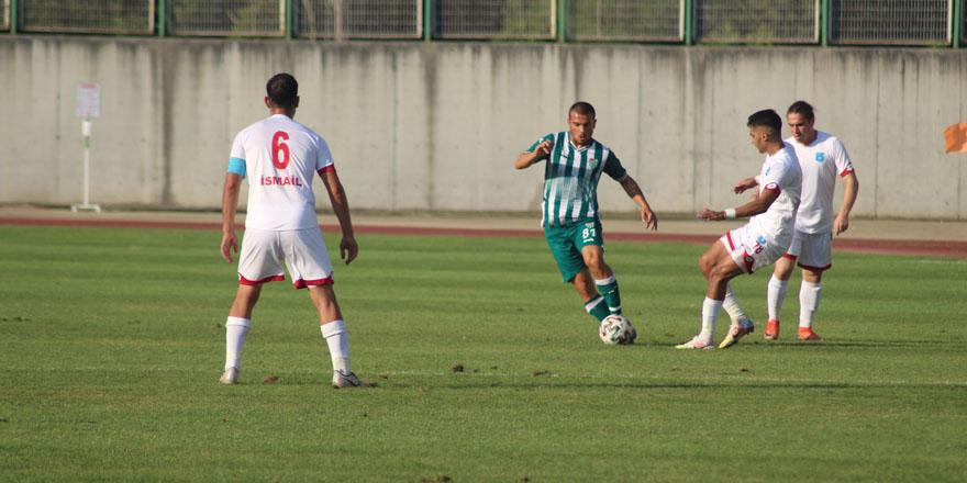Çarşambaspor: 1 - Elazığ Karakoçanspor: 1