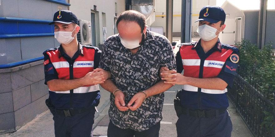 Samsun'da otomobilde 1 kilo 300 gram esrar ele geçirildi