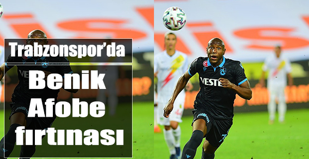 Trabzonspor'da Afobe fırtınası