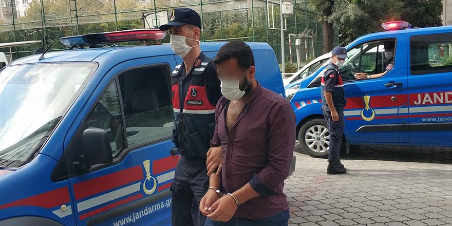 Bafra'da DEAŞ'tan Gözaltına Alındı