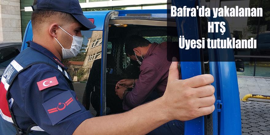 Bafra'da yakalanan HTŞ Üyesi tutuklandı