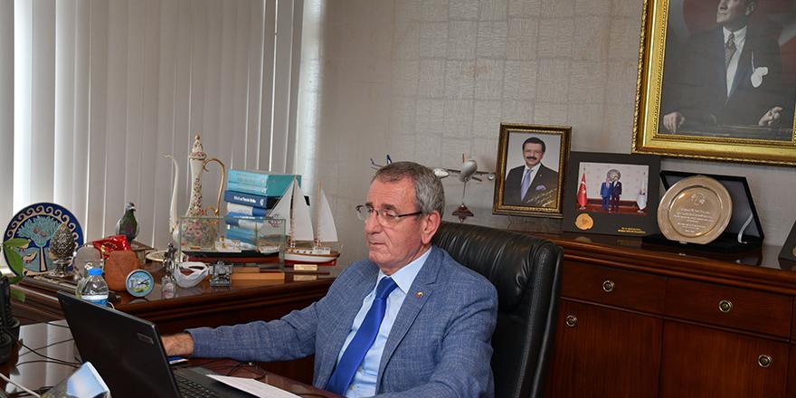 Murzioğlu, Bakan Varank'a Samsun'un beklentilerini ve sıkıntılarını iletti