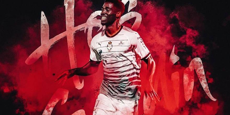 Jorge Djaniny Tavares Trabzonspor'da