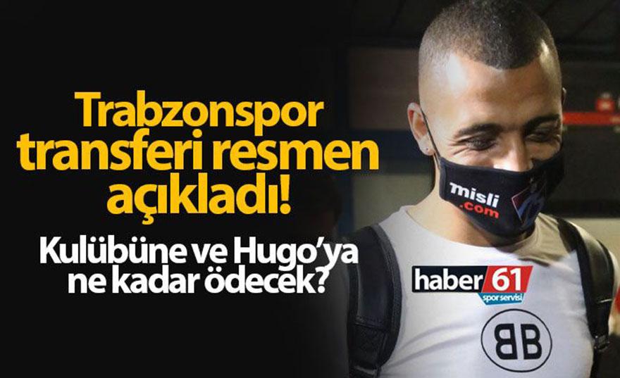 Hugo Trabzonspor'da