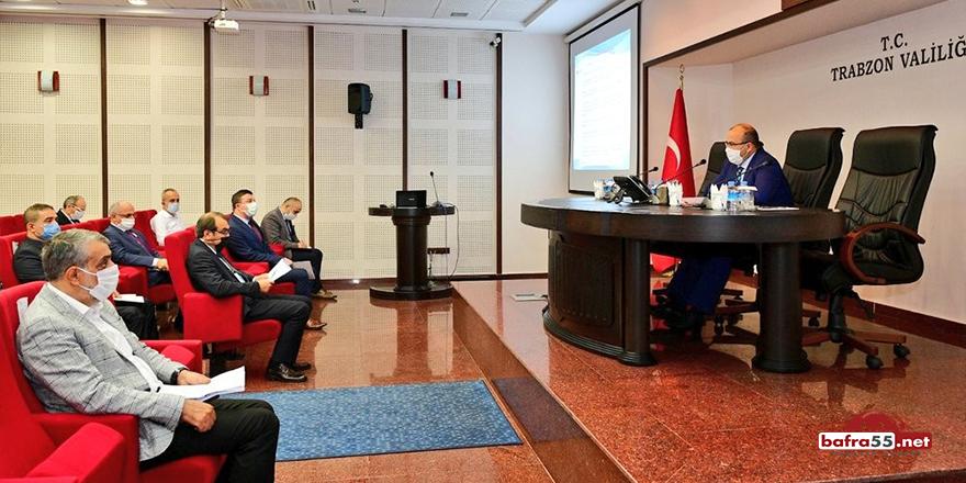Trabzon'da pandemi sürecinde 480 yeni firma açıldı