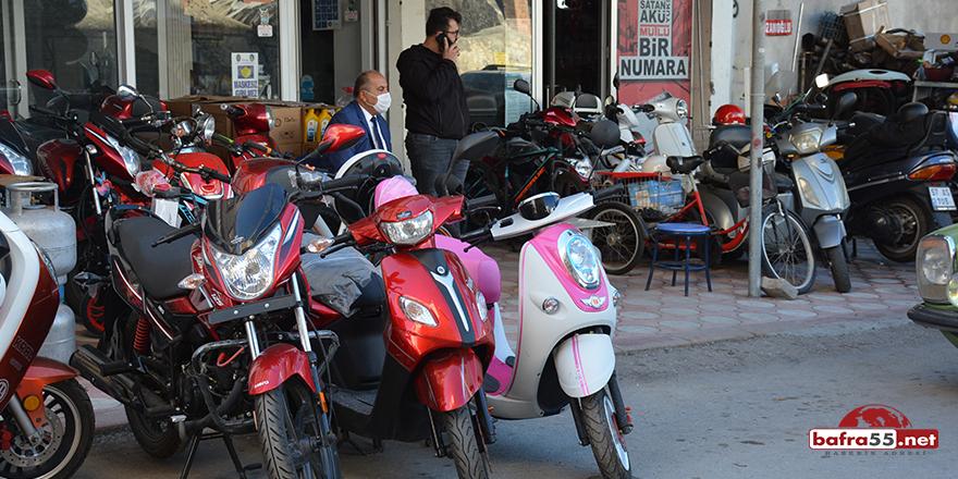 Korona virüs, motosiklet ve bisiklet satışlarını artırdı