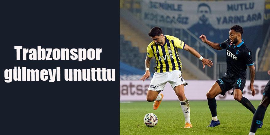 Trabzonspor gülmeyi unutttu
