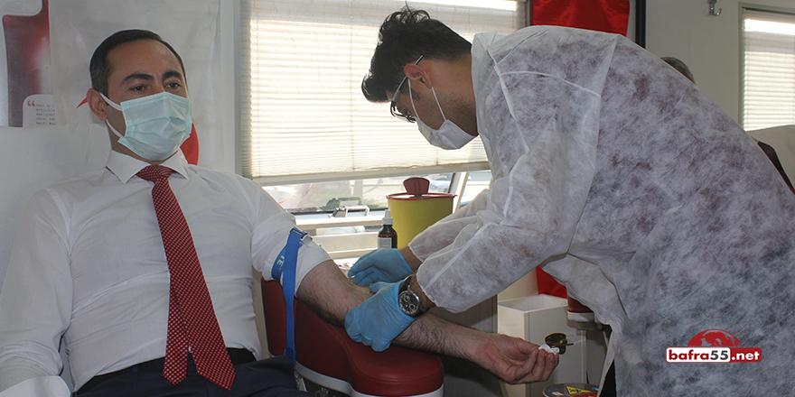 Milli Eğitim'den kan bağışı seferberliği