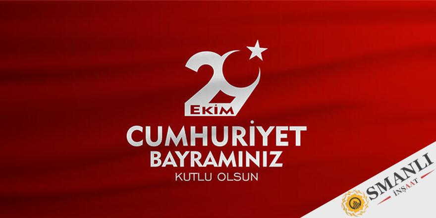 Osmanlı Yapı Dekorasyon'un Cumhuriyet Bayramı kutlaması