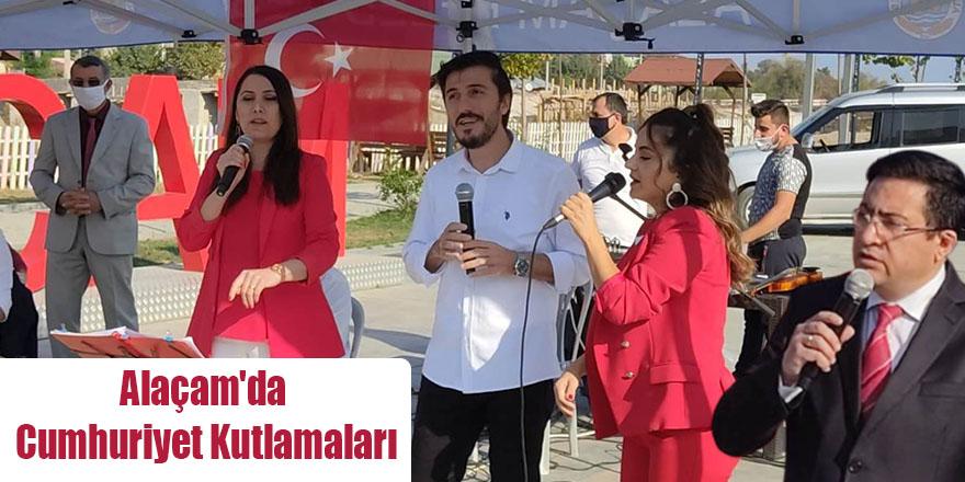 Alaçam'da Cumhuriyet Kutlamaları