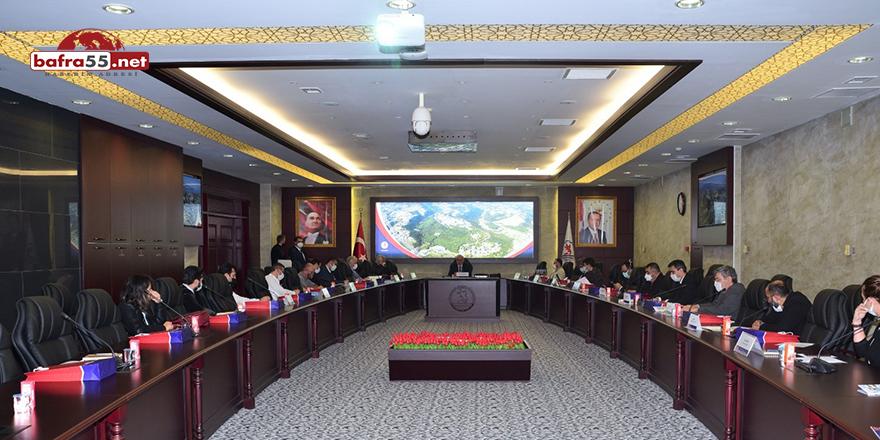OMÜ'de 'Sağlık Turizmi ve Sağlıkta Kalite Standardı' toplantısı