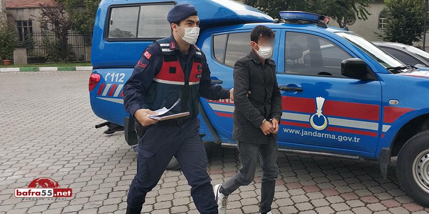 Samsun'da 14 yaşındaki kıza taciz iddiasına gözaltı