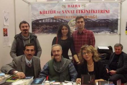 Bafra Kültür ve Sanat Etkinliklerini Destekleme DerneğiKitap Fuarında