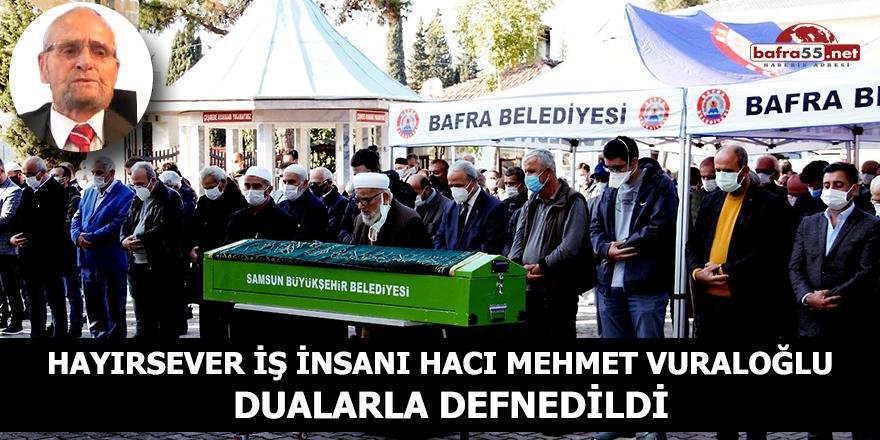 Yargıtay Cumhuriyet Savcısı Ali Osman Vuraloğlu'nun baba acısı