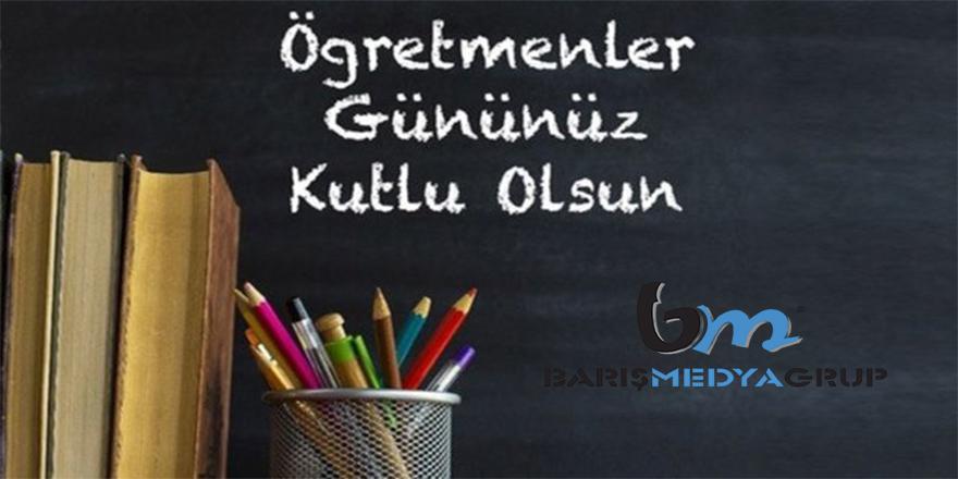 Barış Medya Grup Öğretmenler Günü Kutlaması