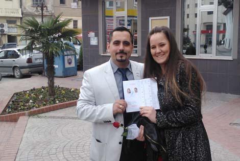 12.12.2012'de Bafra'da Nikah Çılgınlığı