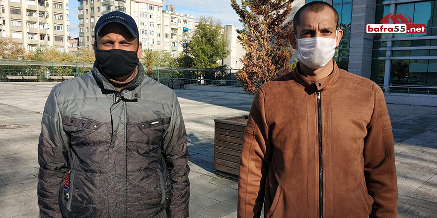 'Bize iftira atıldı' diyenler serbest bırakıldı