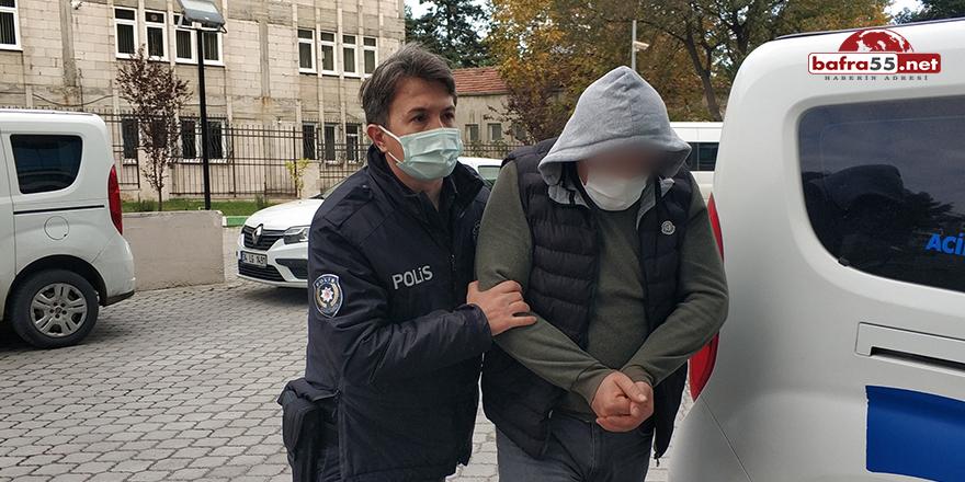 Hırsızlık iddiasıyla gözaltına alınan şahıs serbest bırakıldı