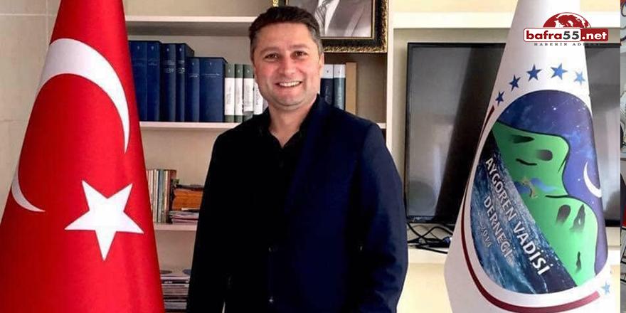 Aygören Vadisi Derneği yeni başkanı belli oldu