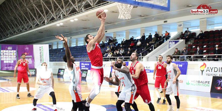 Samsunspor Basket'e korona şoku