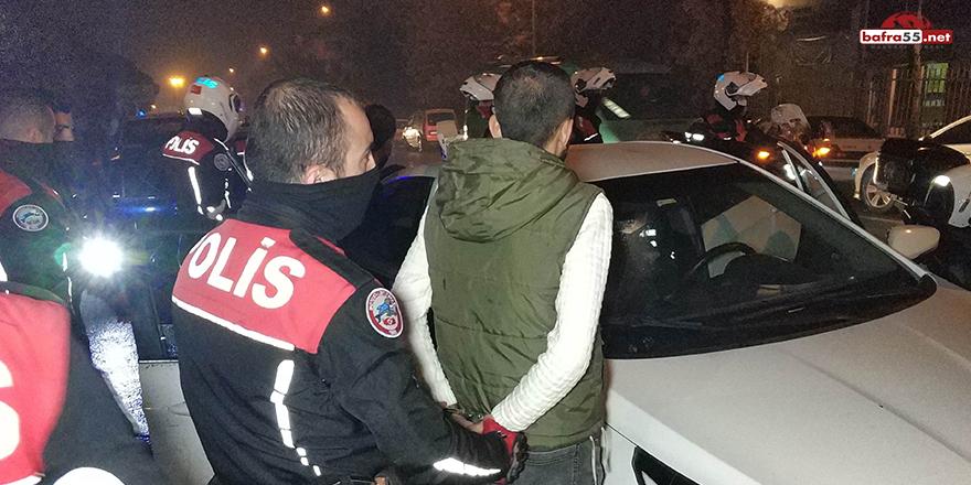 Silahlı saldırganlar Yunus polisinin kovalamacası sonucu yakalandı