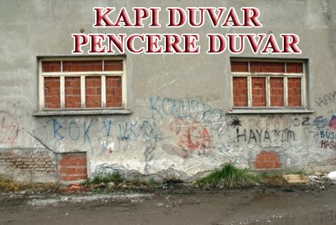 Kapı Duvar,Pencere Duvar