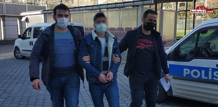 Samsun'da bir kişiyi vuran şahıs teslim oldu
