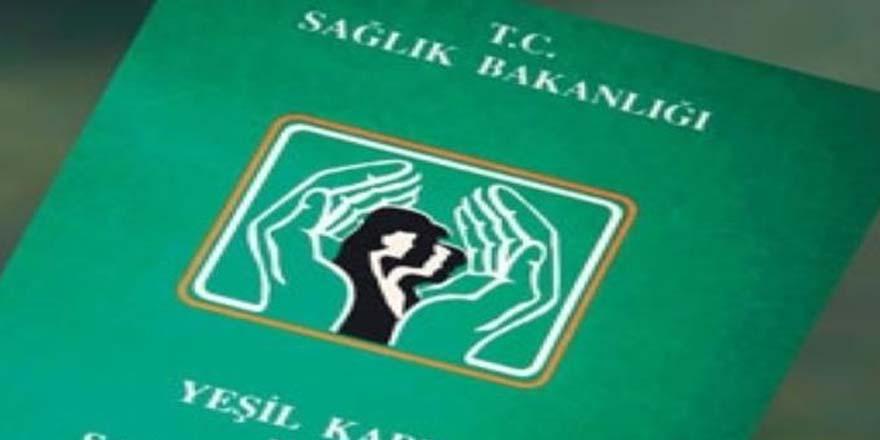 Bafra'da 16 bin kişi Yeşil Kart taşıyor