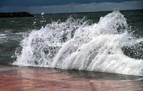 Karadeniz yine hırçınlaştı