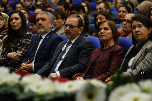 Bafra Belediyesi nden dünya kadınlar günüde anlamlı kutlama