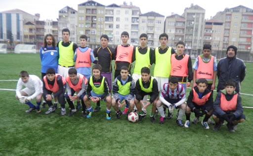 Kızılırmakspor U 16' nın Hedefi Play-Off