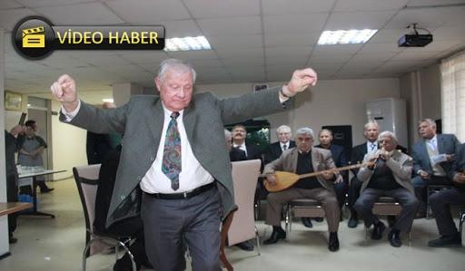 Yaşlılar Haftası' nda Huzurlu Bir Gece