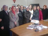 Av. Zeynep Gürbüz Den Alaçam Kadın Kolları Başkanlığına Hayırlı Olsun Ziyareti