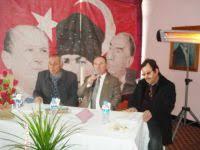 Yakakent MHP'de Nöbet Değişimi