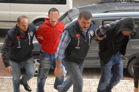 POLİSİN HASTANELİK EDİLMESİNE 5 TUTUKLAMA