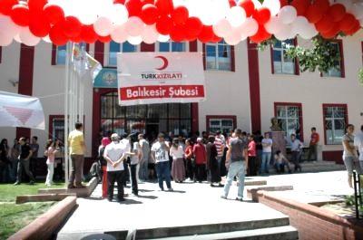 Türk Kızılayının 144. Kuruluş Yıldönümü