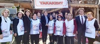 CHP Yakakent Kadın Kolları Seçimi Yapıldı