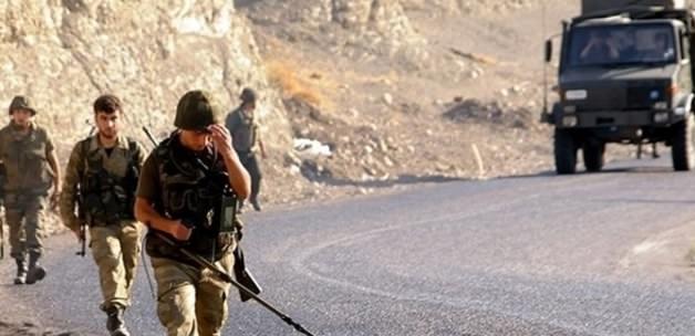Dağlıcada hain saldırı 8 Şehit 14 Yaralı