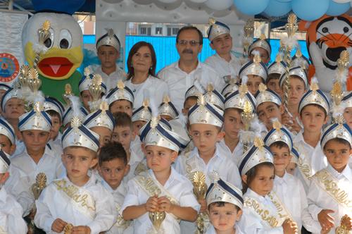 Bafra Belediyesi'nden 9. Geleneksel Sünnet Şöleni