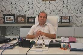 Kaymakam Ali Katırcı Ağıllar Köyü Muhtarlığını ziyaret etti
