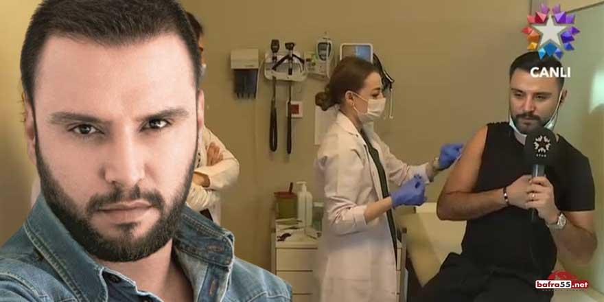 Alişan'a sağlık çalışanlarından büyük tepki